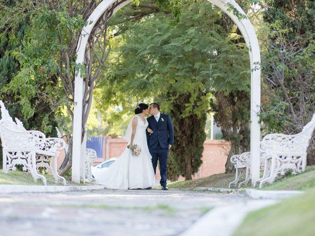 La boda de Ricardo y Alejandra en Tlaquepaque, Jalisco 14