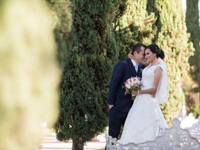 La boda de Ricardo y Alejandra en Tlaquepaque, Jalisco 16