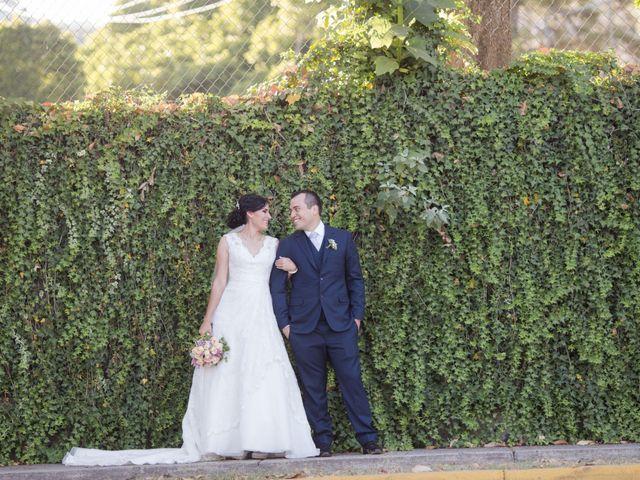 La boda de Ricardo y Alejandra en Tlaquepaque, Jalisco 17