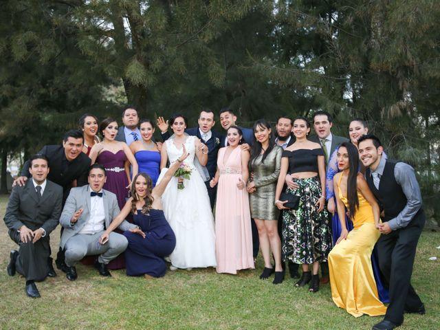 La boda de Ricardo y Alejandra en Tlaquepaque, Jalisco 25
