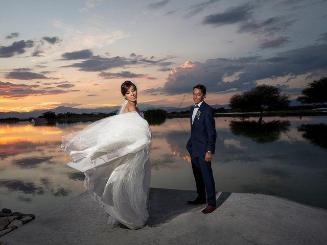 La boda de Alize y Jorge