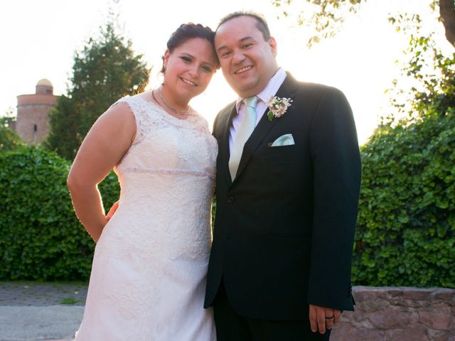 La boda de Fredzia y Omar