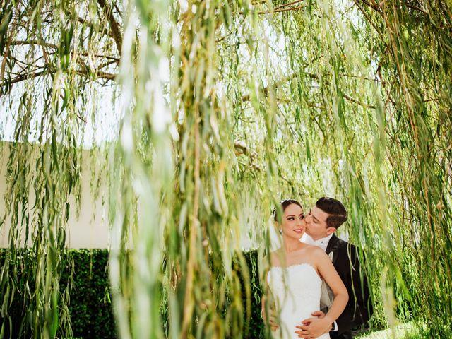 La boda de Mayra y Tomas