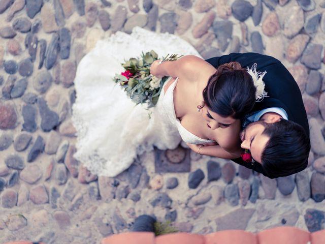 La boda de Mariana y Angel