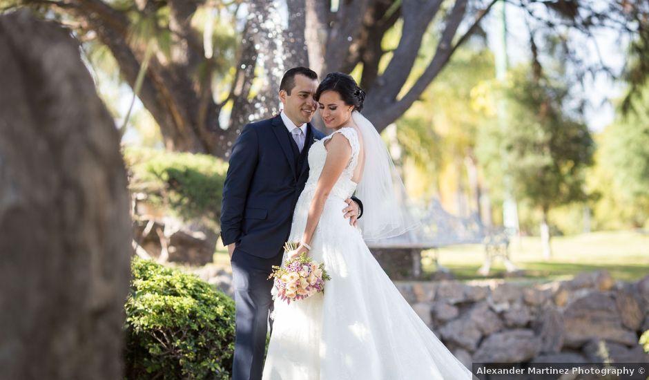 La boda de Ricardo y Alejandra en Guadalajara, Jalisco
