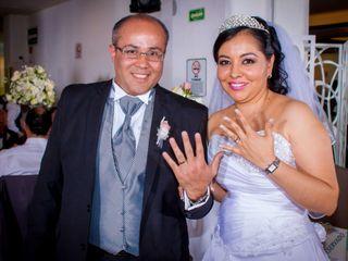 La boda de Michelle y Marcelino