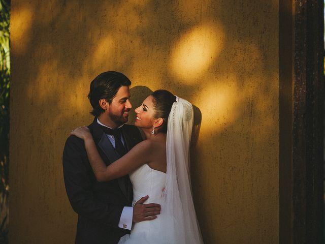 La boda de Tony y Pina