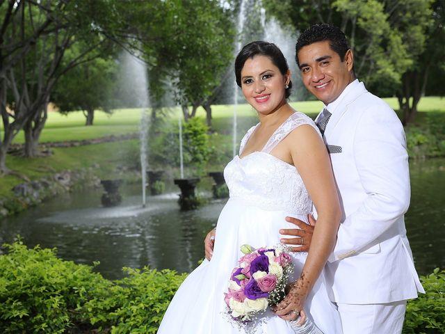 La boda de Lety y Erlij