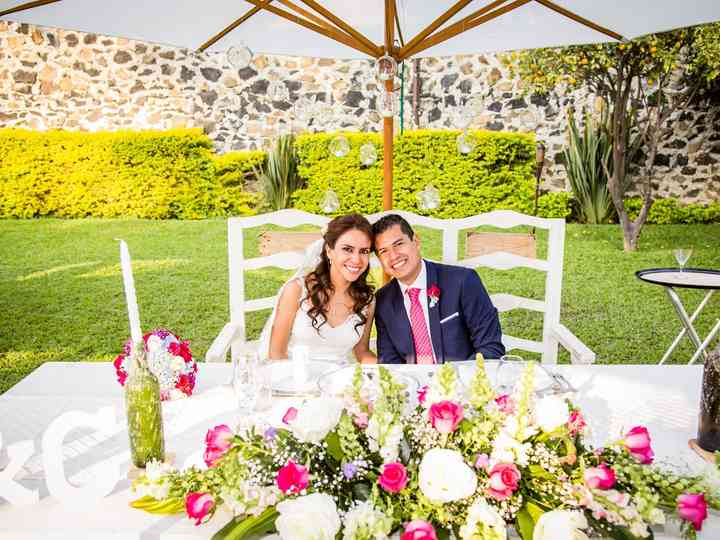 La boda de Karla y Cristian