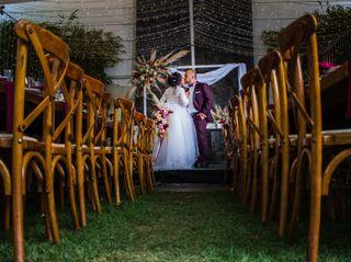 La boda de Priseilla y Alfonso