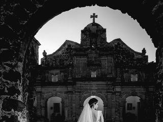 La boda de Alejandra  y Moisés 1