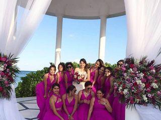 La boda de Daniela y César 1