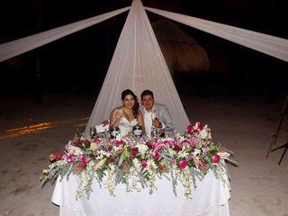 La boda de Daniela y César
