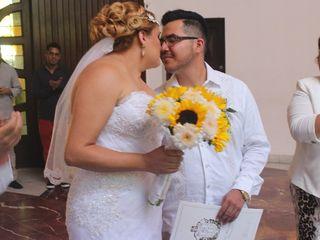 La boda de Citlally  y Alain 2