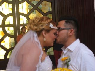 La boda de Citlally  y Alain 3