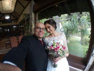 La boda de Raquel y Jorge y Jorge zorrilla 1