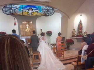 La boda de Anahí y Luis Felipe 3