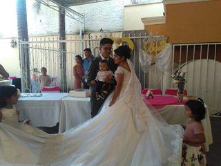 La boda de Anahí y Luis Felipe