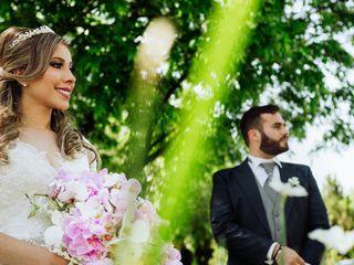 La boda de Paola y Mauricio