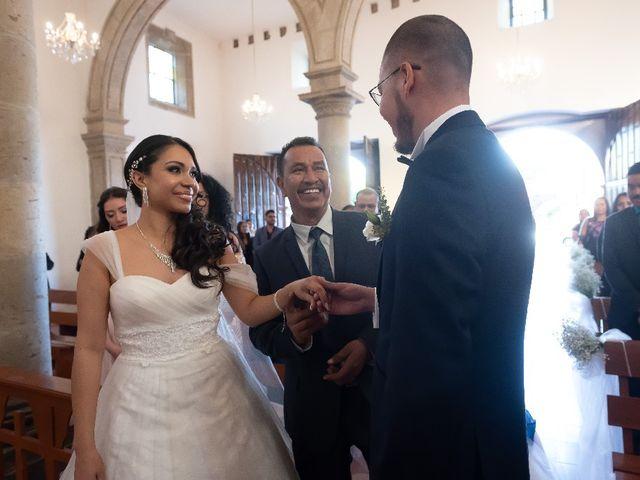 La boda de Moisés y Alejandra  en Guadalajara, Jalisco 2