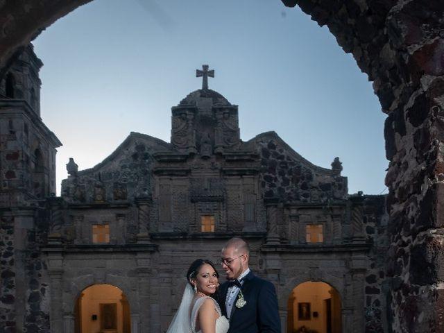 La boda de Moisés y Alejandra  en Guadalajara, Jalisco 4