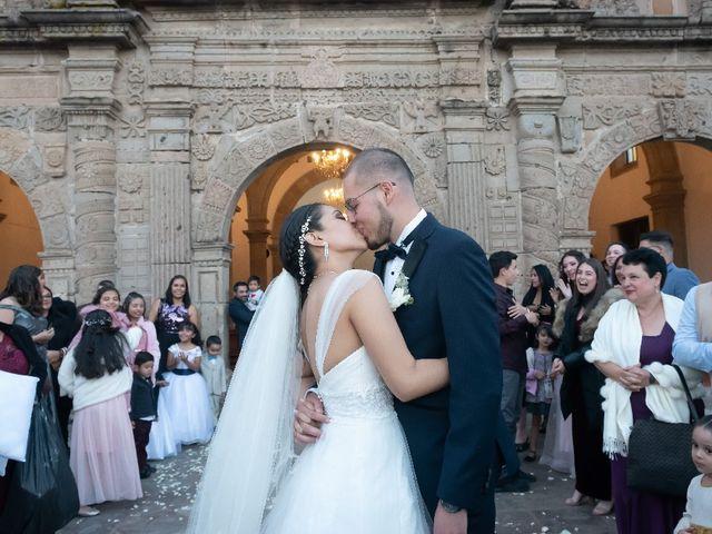 La boda de Moisés y Alejandra  en Guadalajara, Jalisco 5