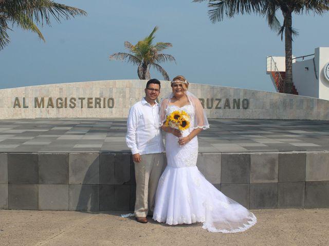 La boda de Citlally  y Alain