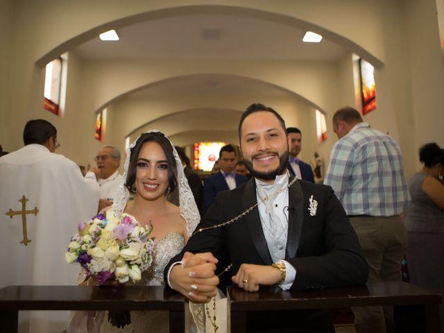 La boda de Cintya y Paco