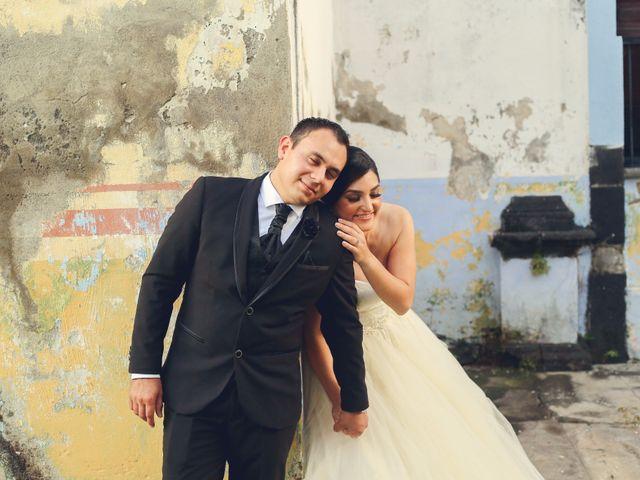 La boda de Carla y Jairo