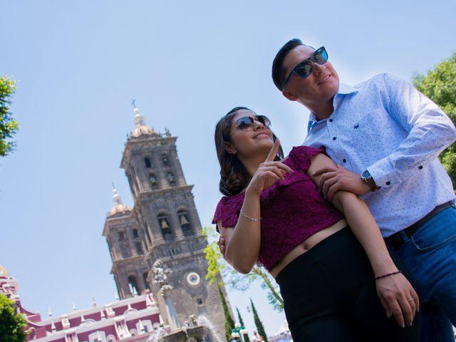La boda de Julio y Samantha en Texcoco, Estado México 4