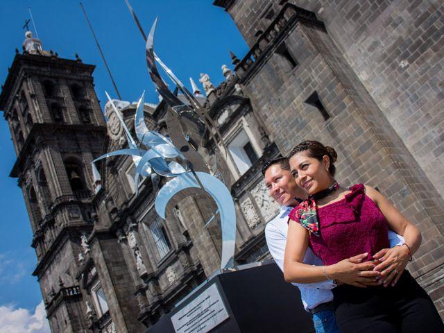 La boda de Julio y Samantha en Texcoco, Estado México 5