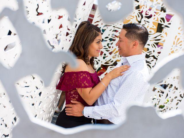 La boda de Julio y Samantha en Texcoco, Estado México 6
