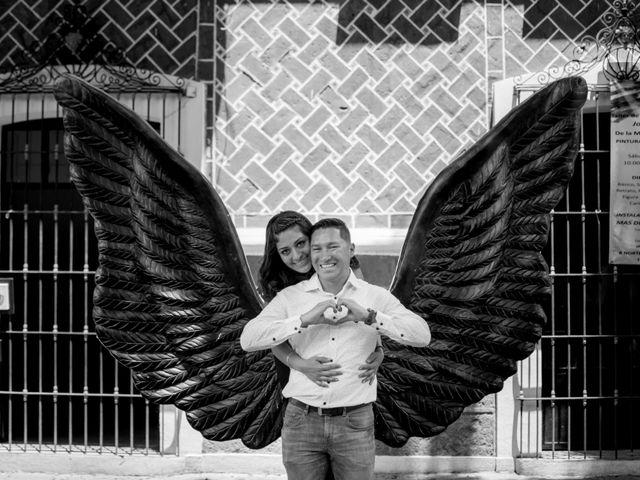 La boda de Julio y Samantha en Texcoco, Estado México 7