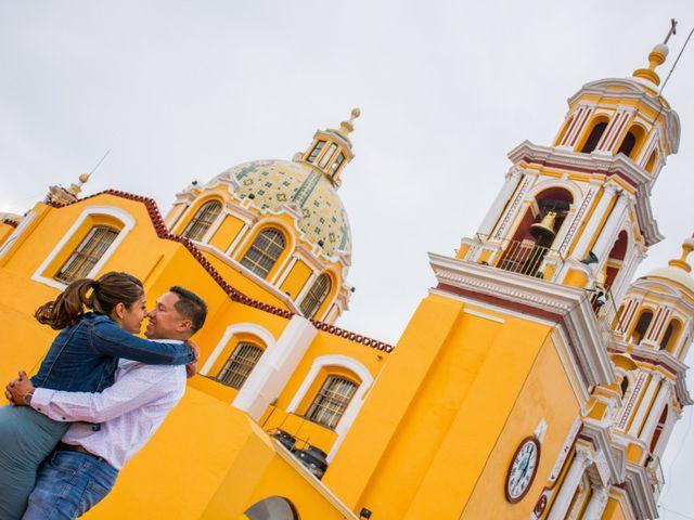 La boda de Julio y Samantha en Texcoco, Estado México 8
