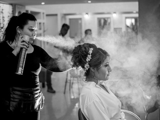 La boda de Julio y Samantha en Texcoco, Estado México 11
