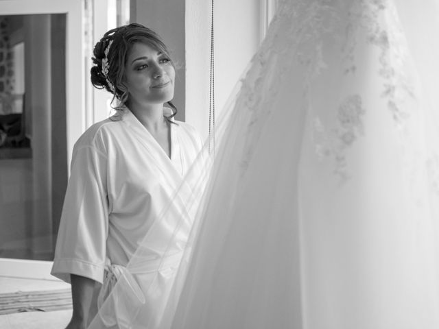 La boda de Julio y Samantha en Texcoco, Estado México 15