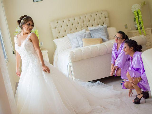 La boda de Julio y Samantha en Texcoco, Estado México 18