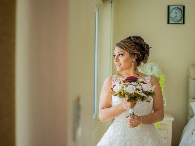 La boda de Julio y Samantha en Texcoco, Estado México 21