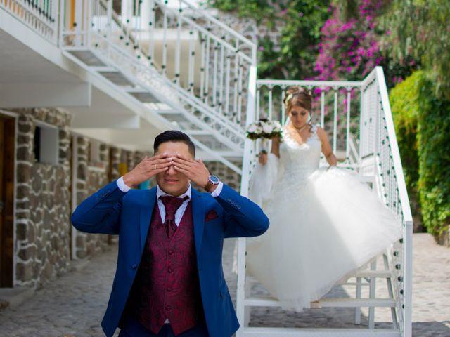 La boda de Julio y Samantha en Texcoco, Estado México 22