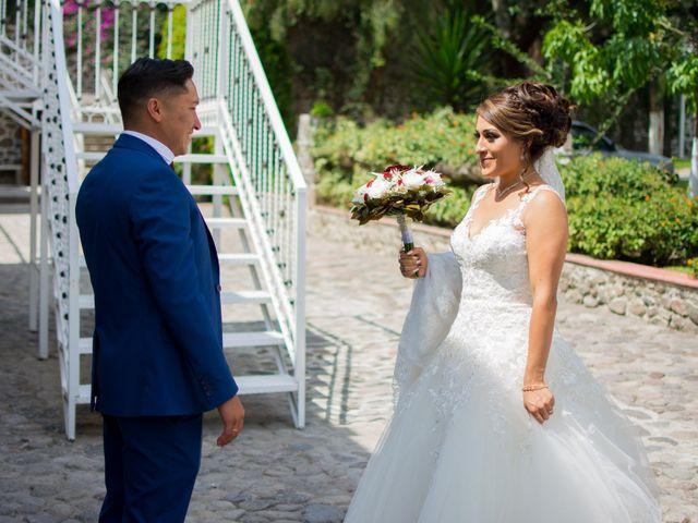 La boda de Julio y Samantha en Texcoco, Estado México 23