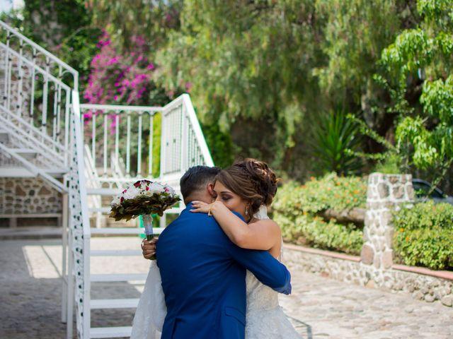 La boda de Julio y Samantha en Texcoco, Estado México 24