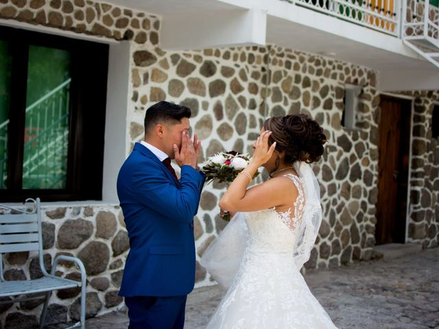 La boda de Julio y Samantha en Texcoco, Estado México 25