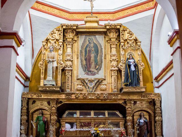 La boda de Julio y Samantha en Texcoco, Estado México 27