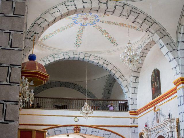 La boda de Julio y Samantha en Texcoco, Estado México 28