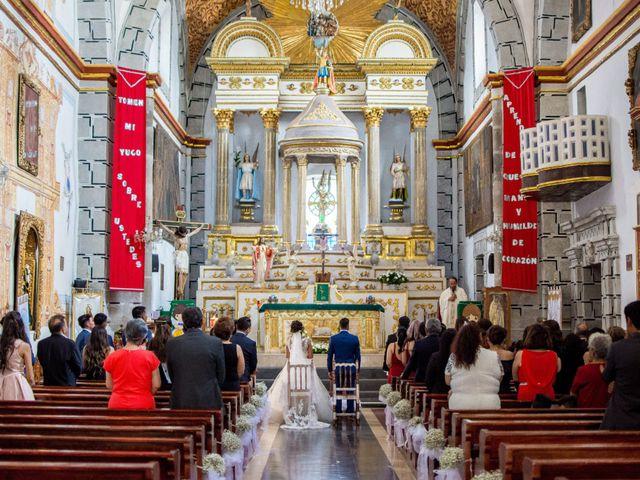 La boda de Julio y Samantha en Texcoco, Estado México 31