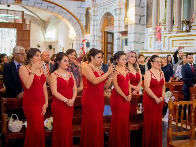 La boda de Julio y Samantha en Texcoco, Estado México 34
