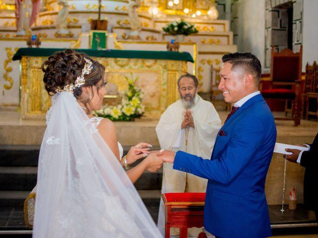 La boda de Julio y Samantha en Texcoco, Estado México 36