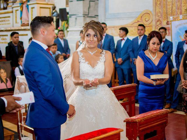 La boda de Julio y Samantha en Texcoco, Estado México 37