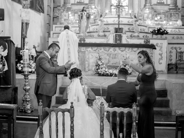 La boda de Julio y Samantha en Texcoco, Estado México 38