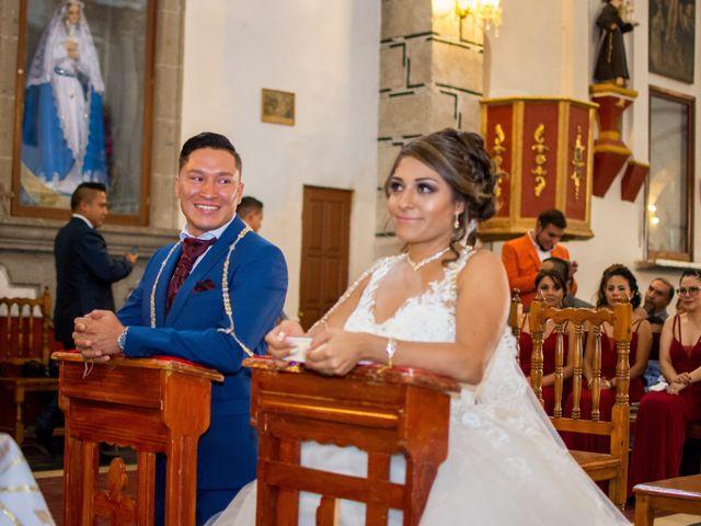 La boda de Julio y Samantha en Texcoco, Estado México 39
